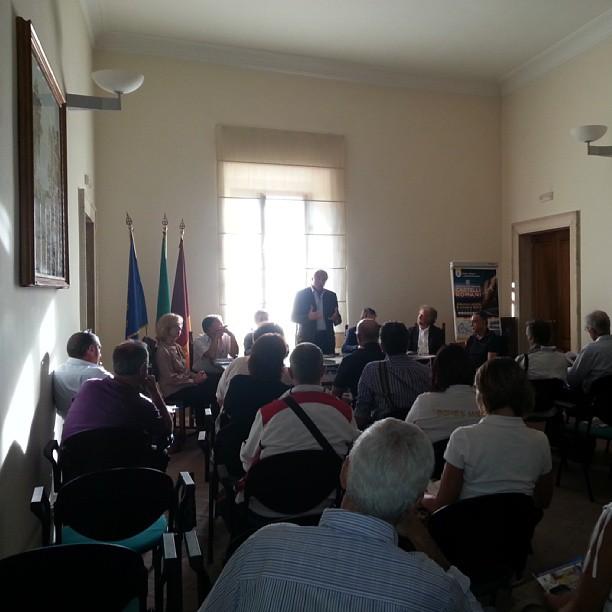 Mezza Maratona dei Castelli Romani conferenza stampa
