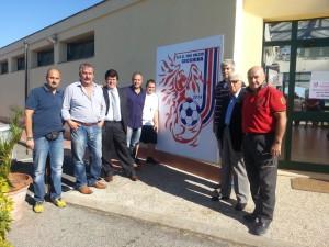 Dirigenti Pro Calcio Cecchina