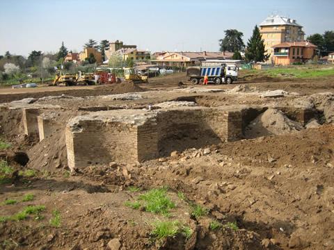 San Cesareo Villa Massenzio