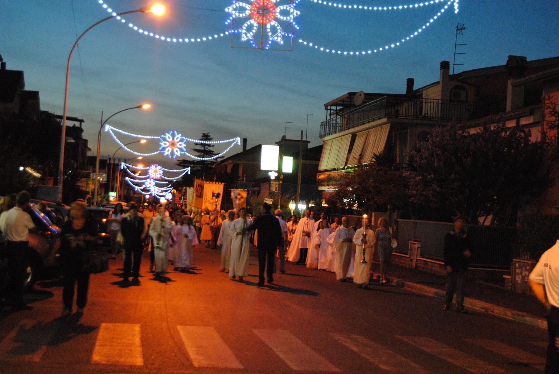 Festa Santa Maria delle Mole