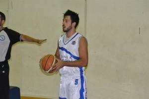 Luca Camillucci Basket Frascati