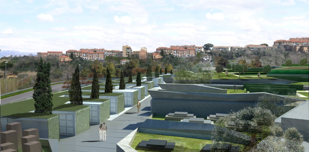 Cimitero Frascati