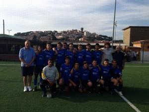 Colonna calcio allievi regionali