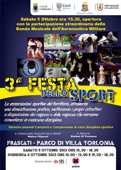 Festa dello Sport di Frascati