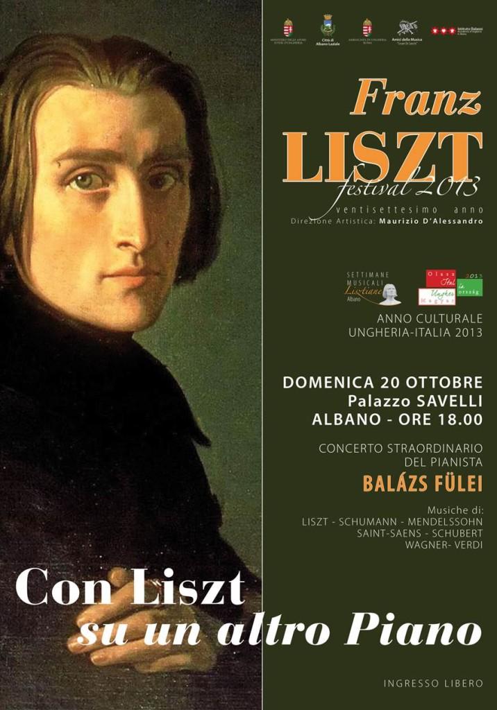 Festival Lizst