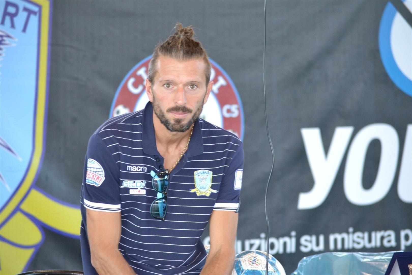 Gianluca Ercolani Carlisport Ariccia
