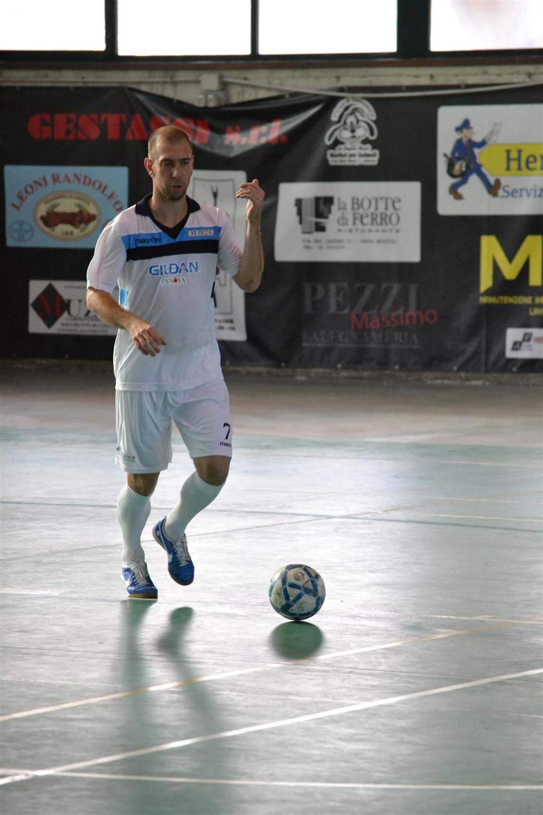 Luciano Mendes Carlisport Ariccia