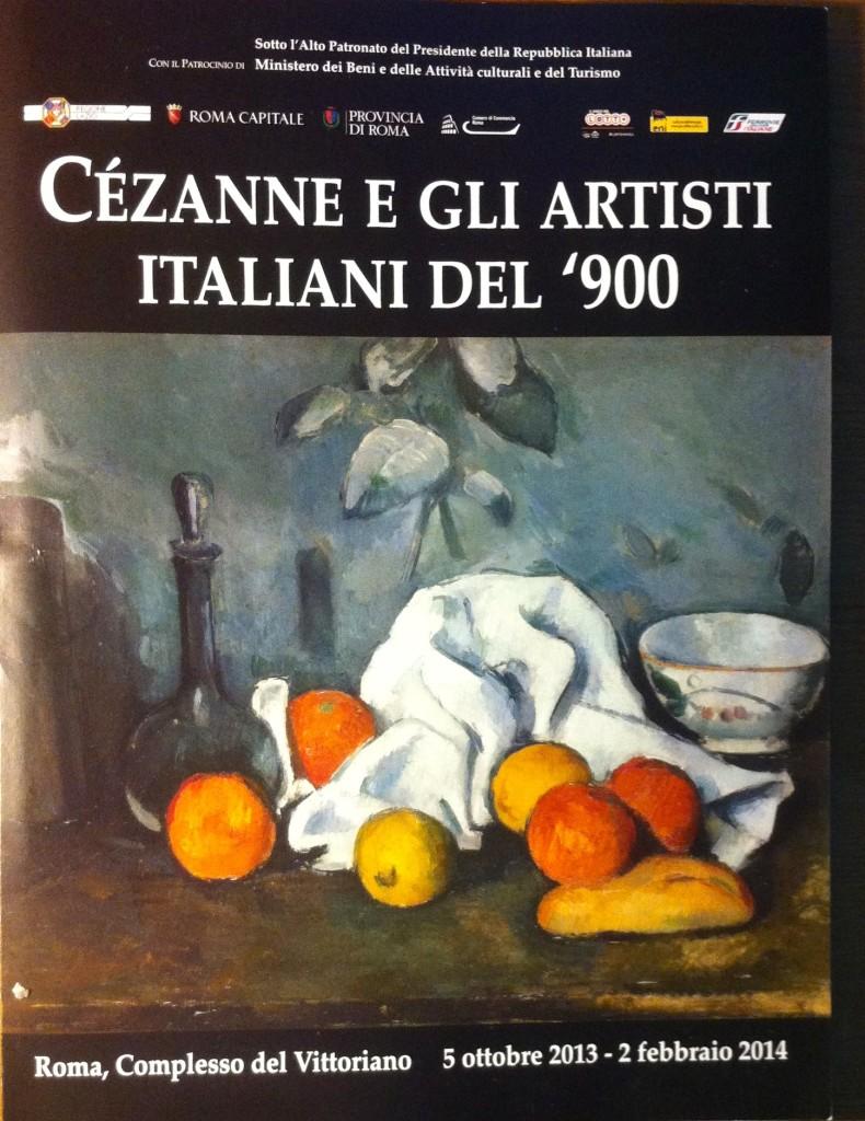 Paul Cezanne mostra