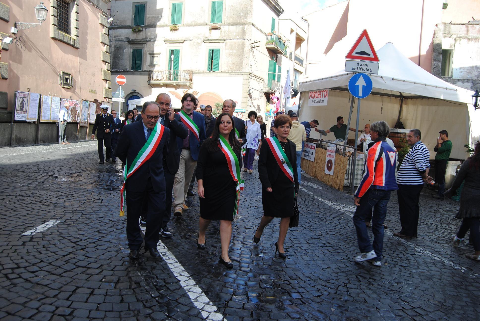 Sagra dell'Uva di Marino 2013