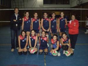 Volley Club Frascati unde 13 2012