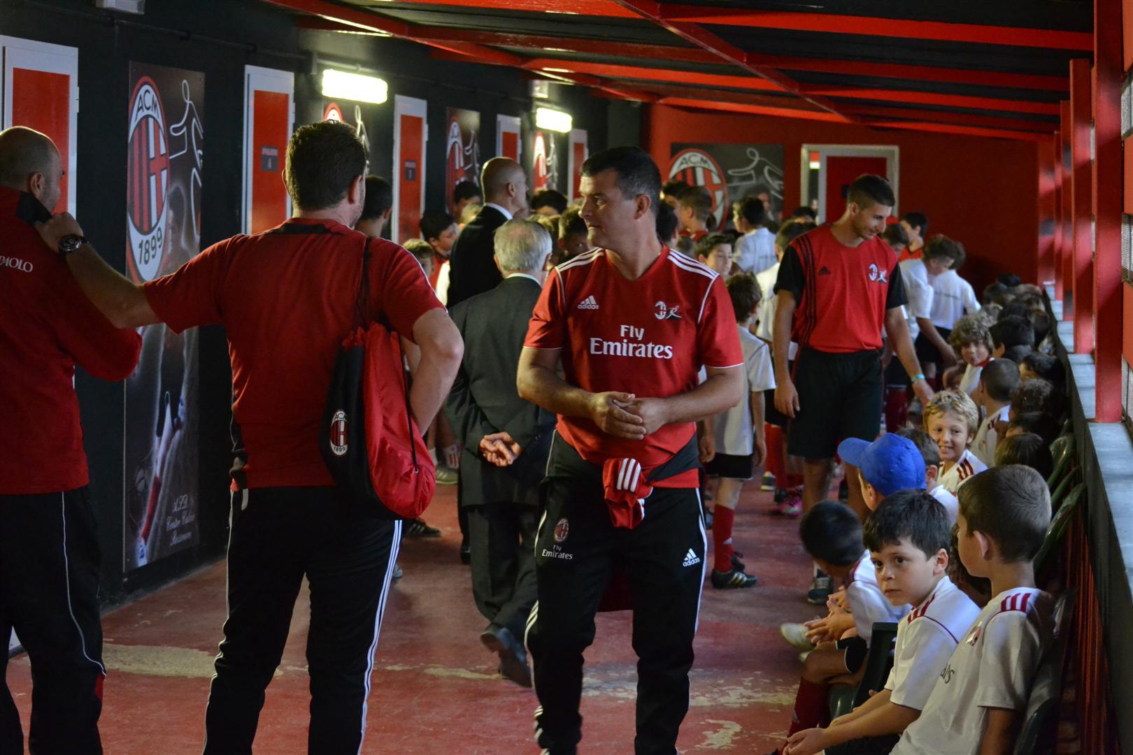 Il factotum del Centro Calcio Rossonero, Marco Peverieri si sbilancia sulle ambizioni del settore giovanile.
