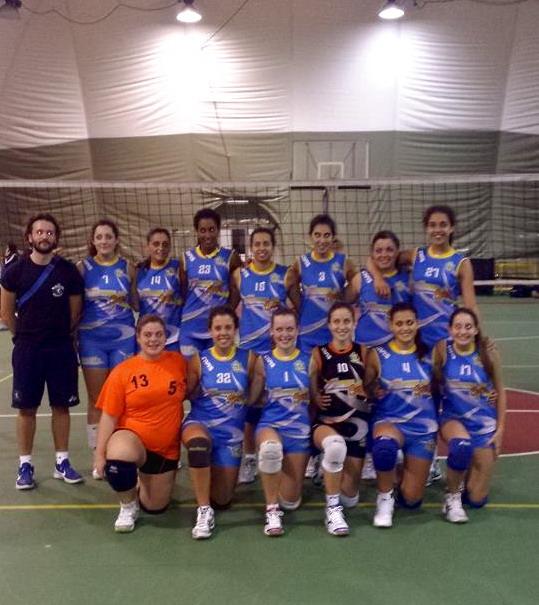 pallavolo velletri prima divisione femminile