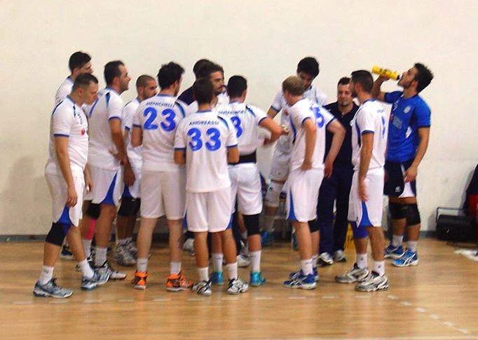 Libertas Genzano timeout