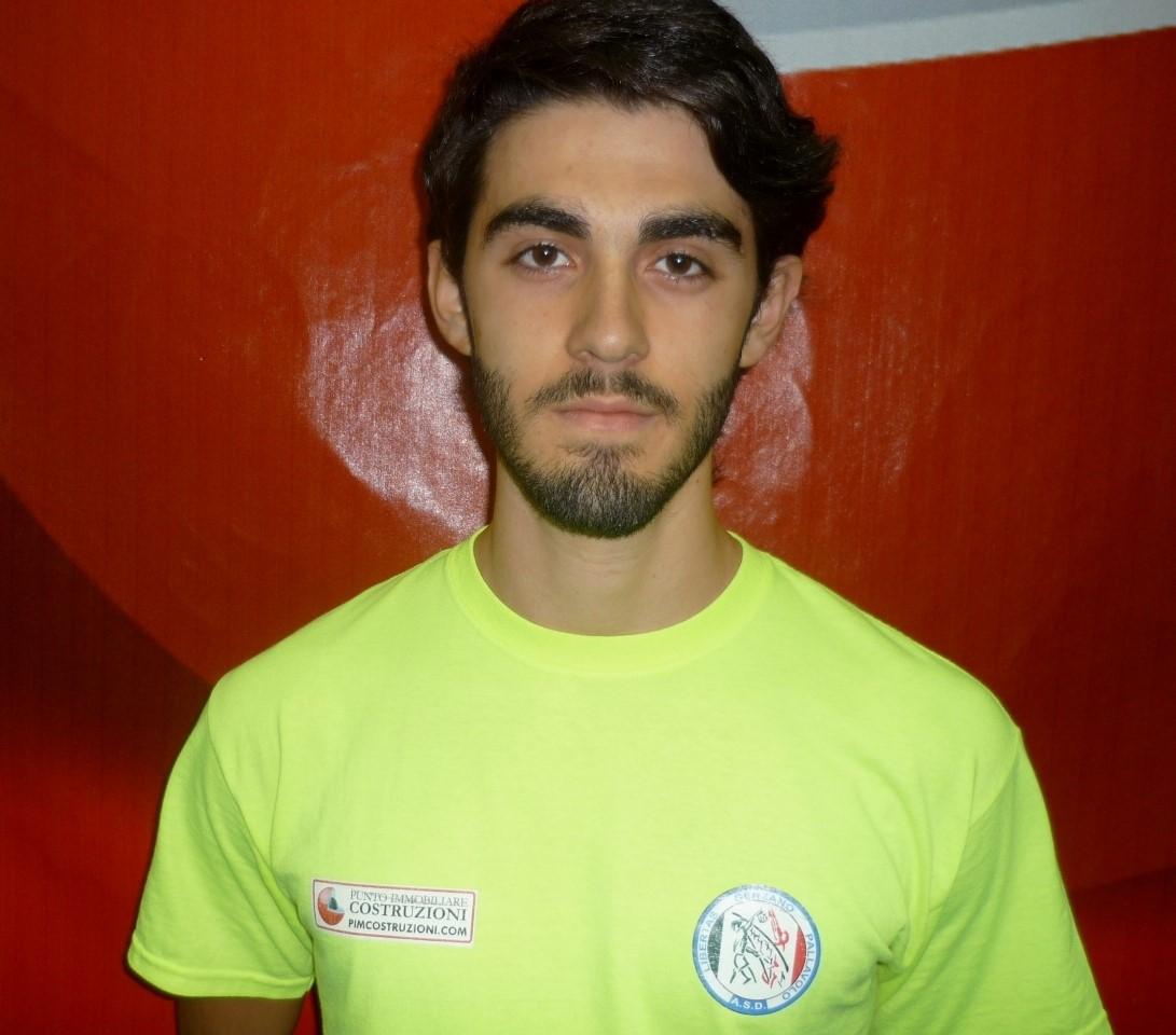 Matteo Luzzi Libertas Genzano