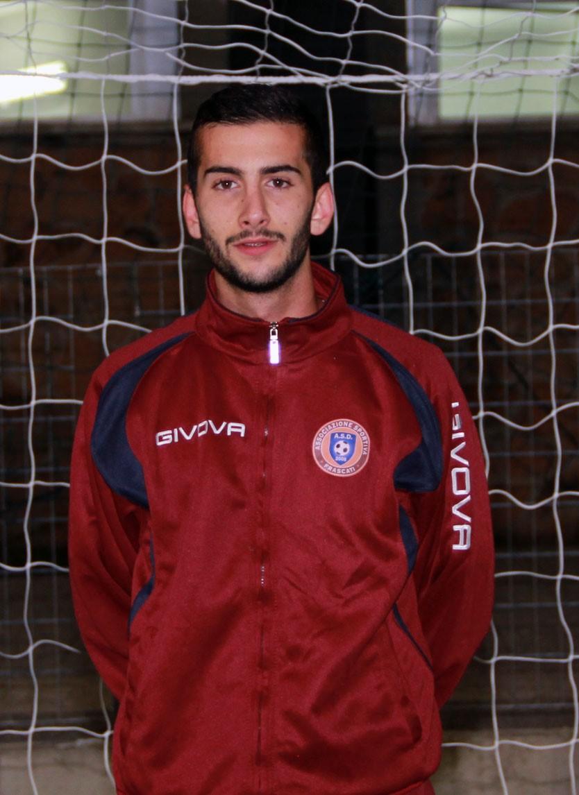 Valerio Bordoni Frascati Calcio