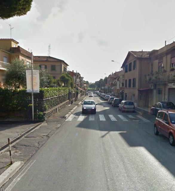 Via Trilussa Albano Laziale