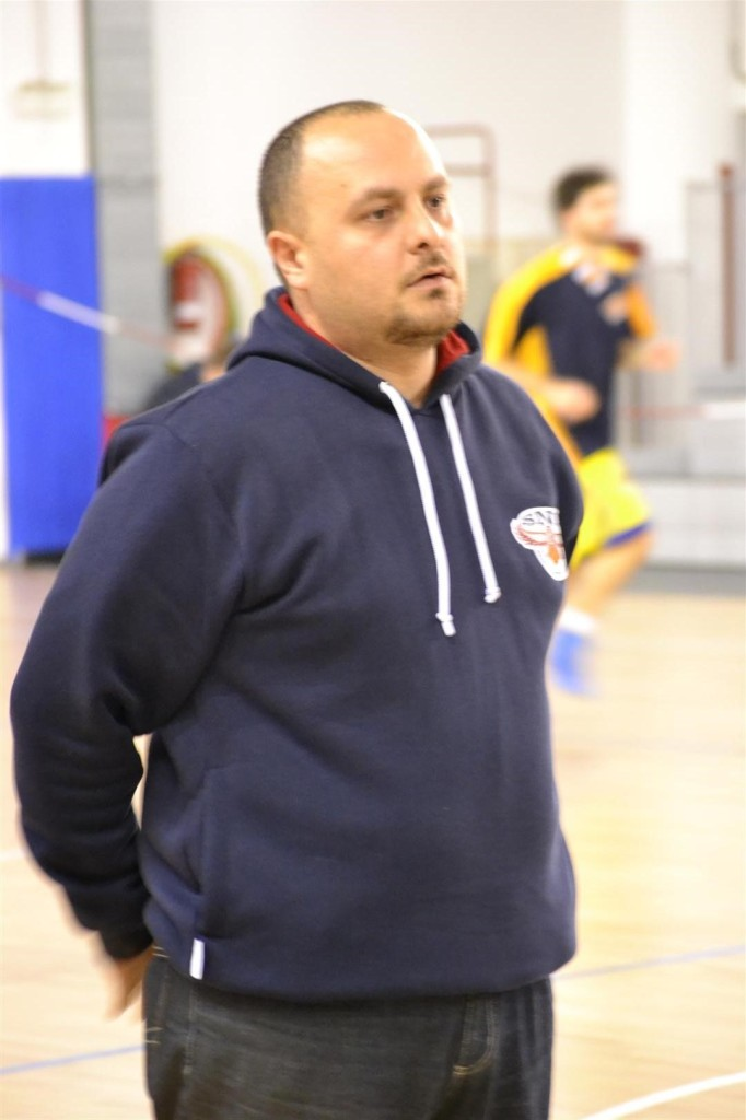 Luca Cardarelli Grottaferrata Basket