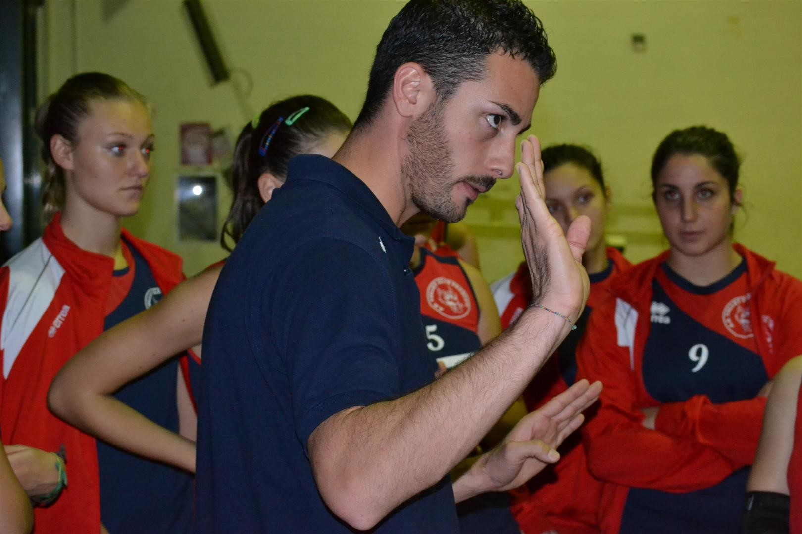 Dario De Notarpietro Volley Club Frascati