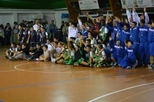 Festa basket Colonna