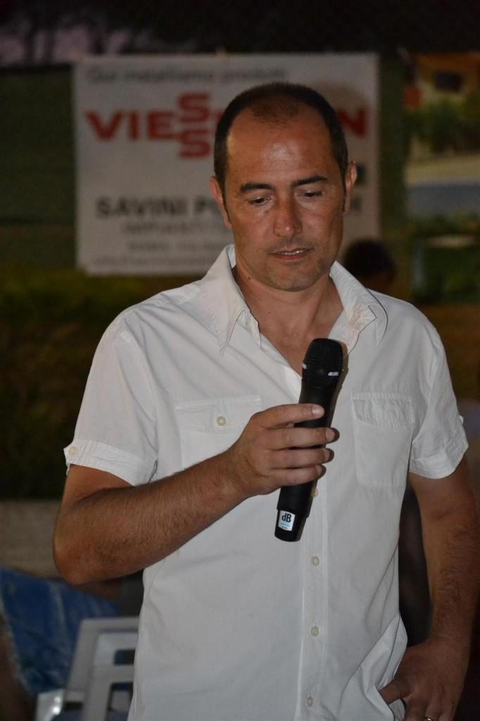 Marcello Molinari New Country Club Frascati
