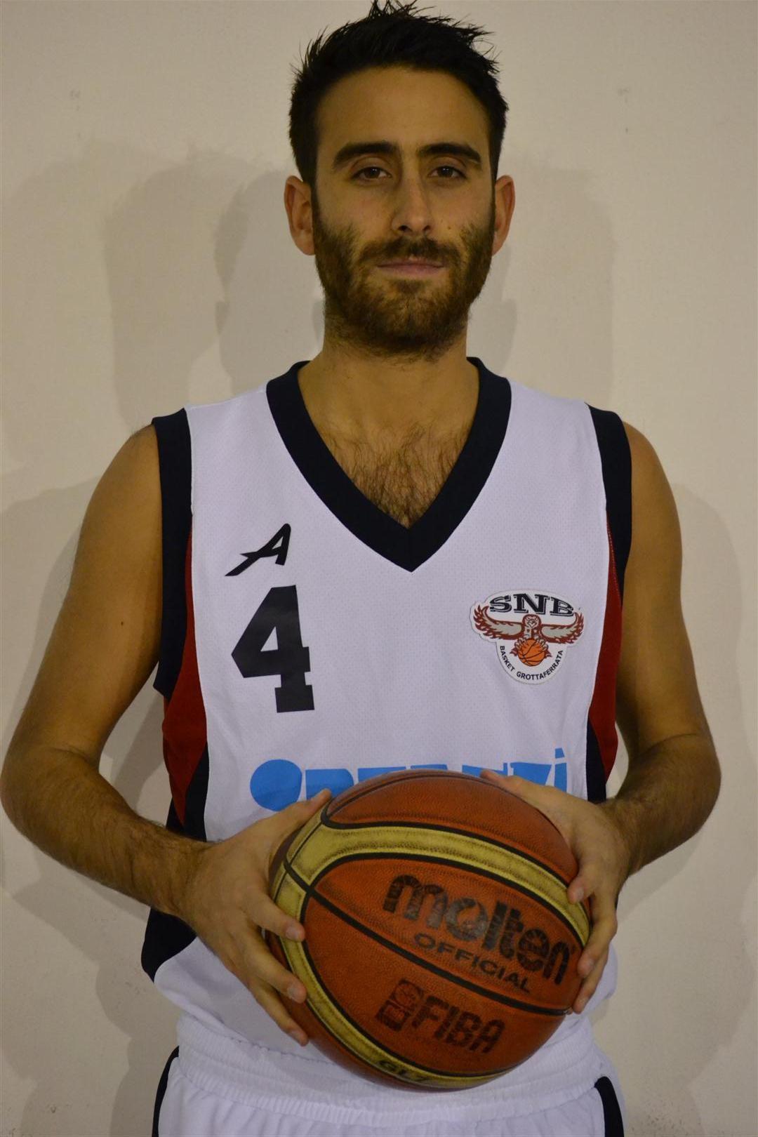 Marco Ortenzi Grottaferrata Basket
