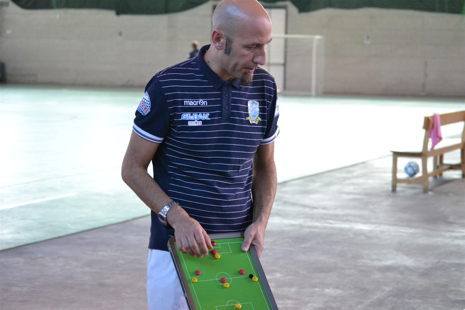 Mauro Micheli Carlisport Ariccia