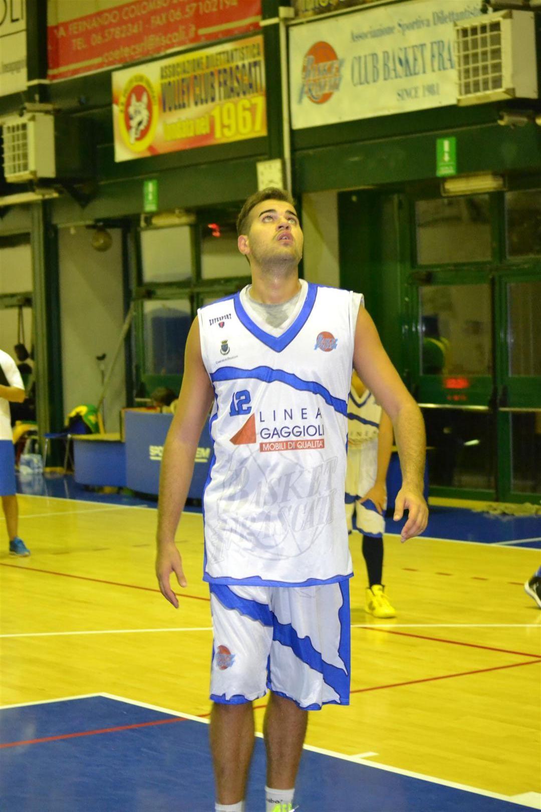 Alessandro Monni Basket Frascati