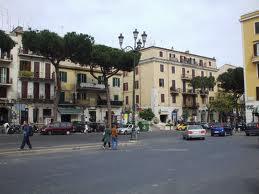 Piazza Mazzini Albano Laziale