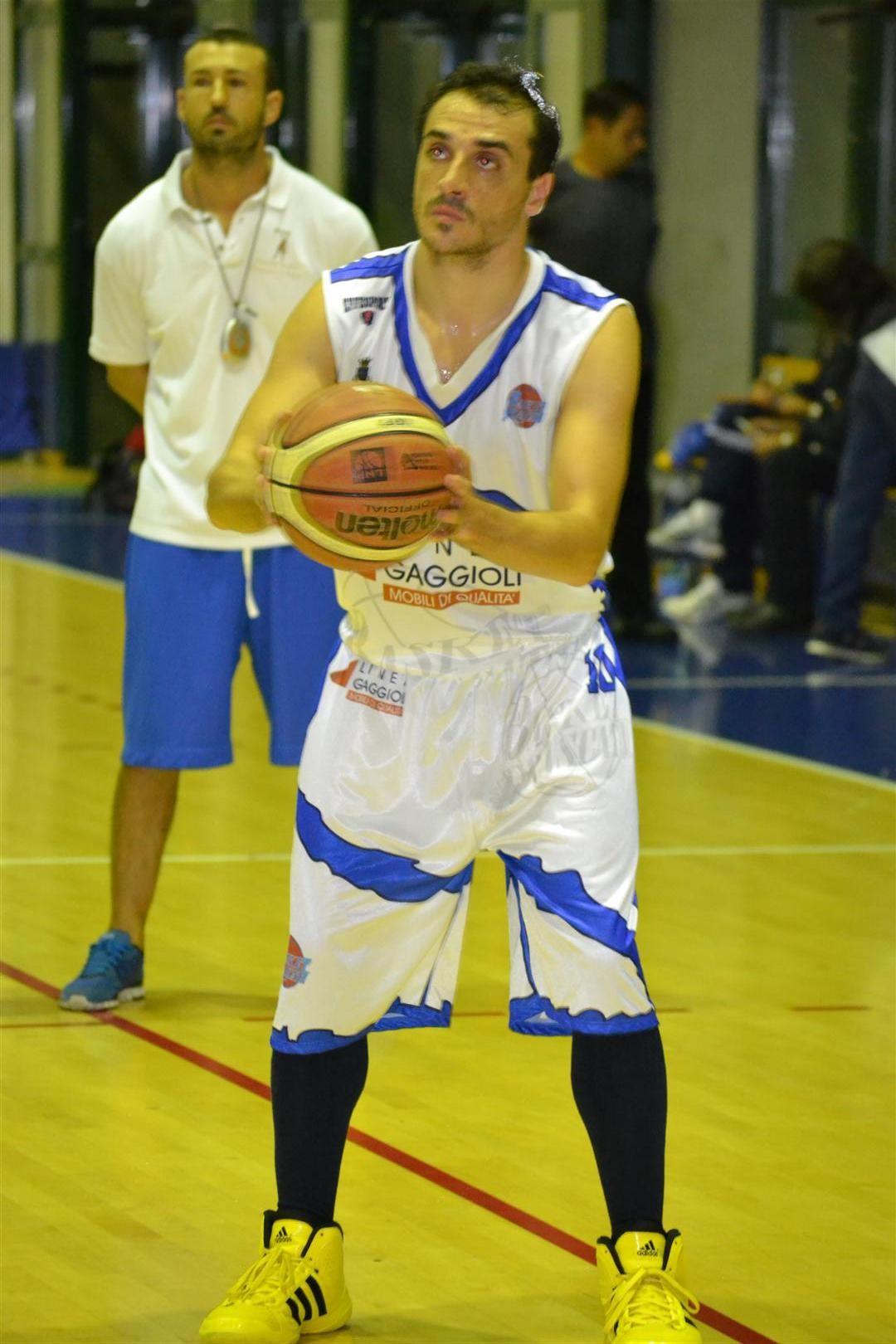 Valerio Romanazzo Basket Frascati