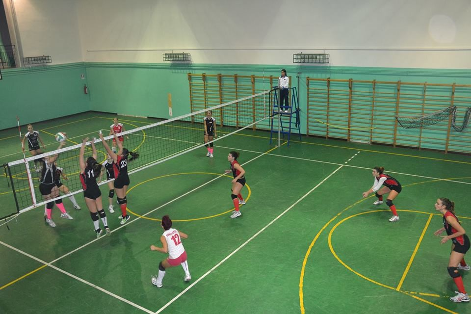 Rosavolley Velletri vs Pallavolo Albano