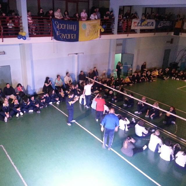 Sporting Pavona presentazione squadre