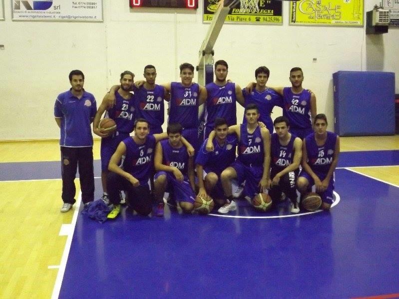 Basket Frascati under 19