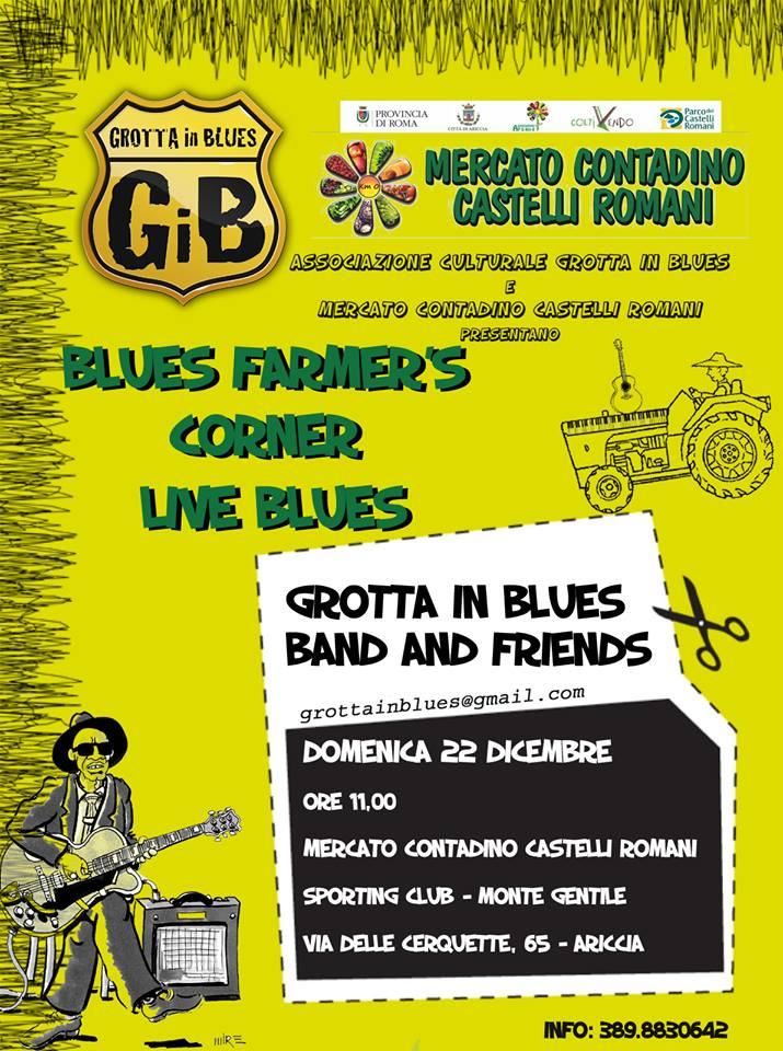 grotta 'n blues
