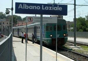 Stazione Albano Laziale
