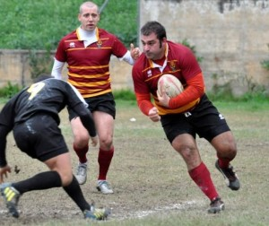 Simone Benedetti Rugby Frascati