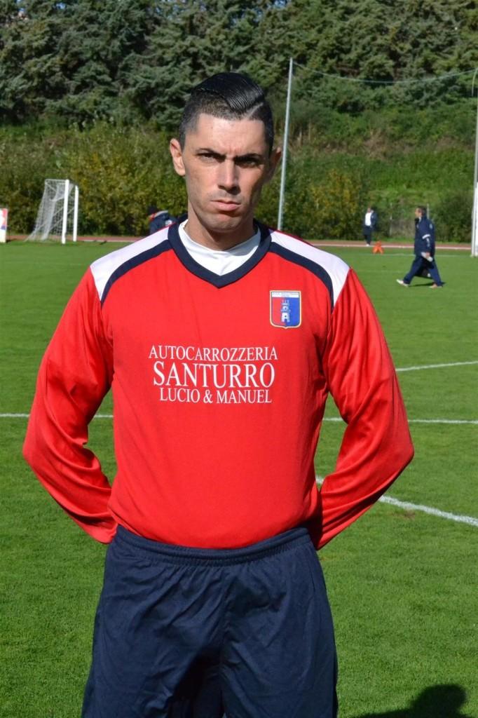 Davide Luciani Rocca Priora Calcio