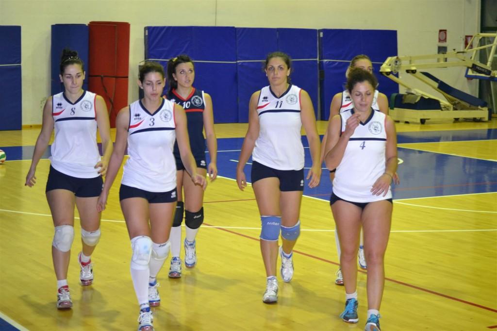b2 femminile volley club frascati