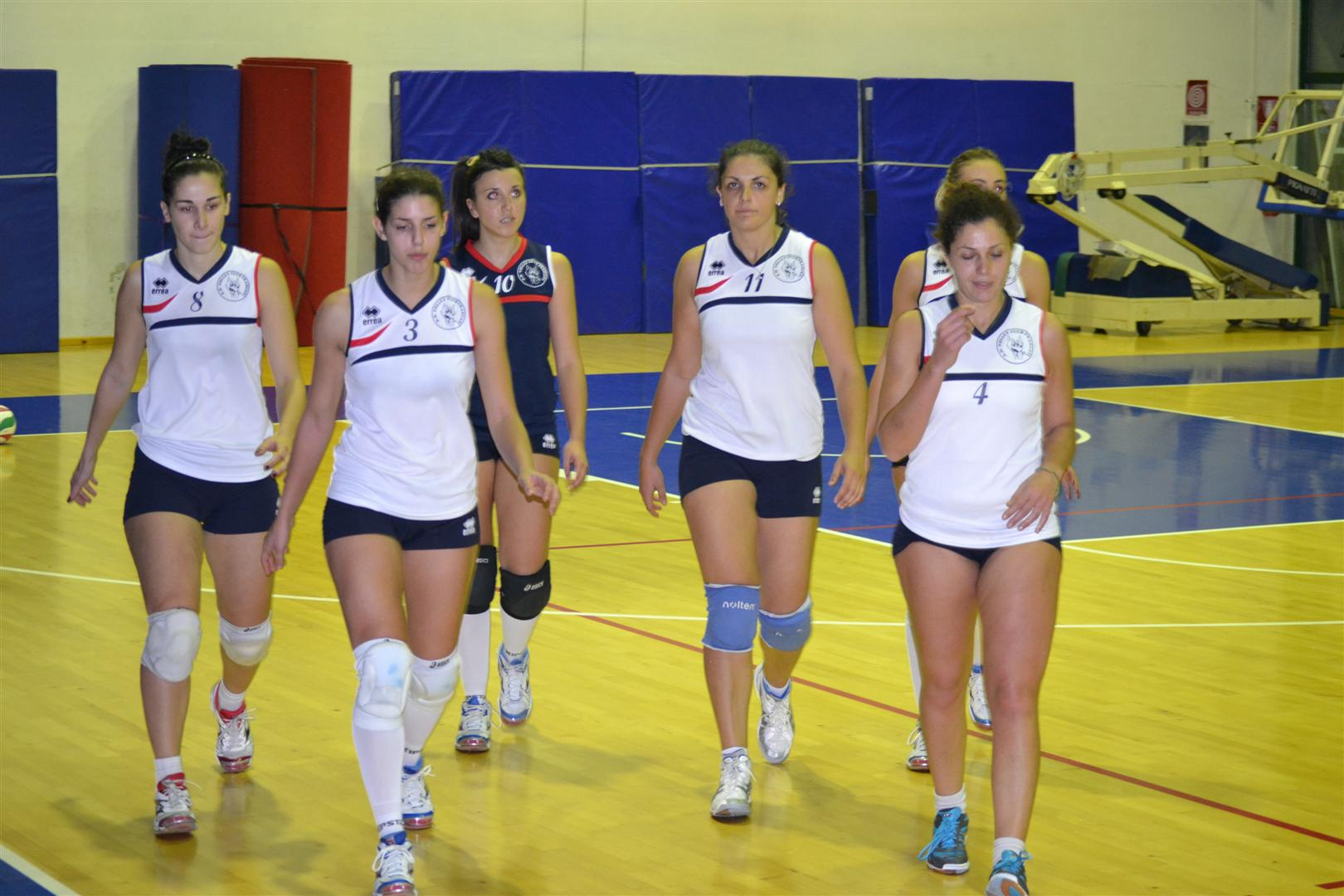b2 femminile volley club frascati