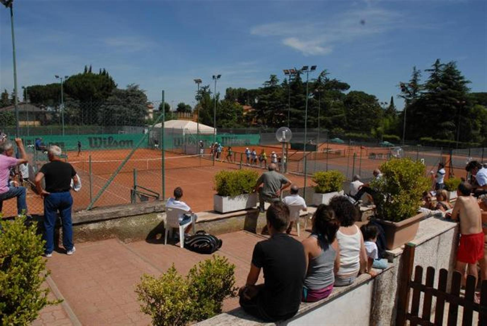 tc new country club frascati circolo tennis
