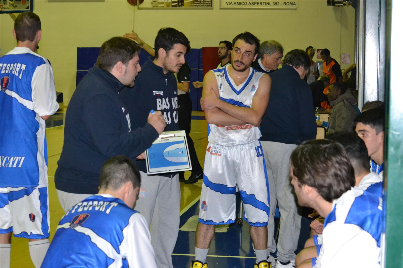 generico time out basket frascati