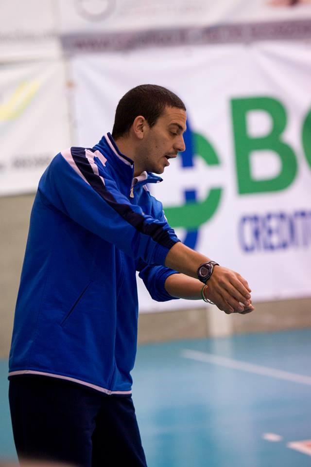 Giampaolo Emili Libertas Genzano