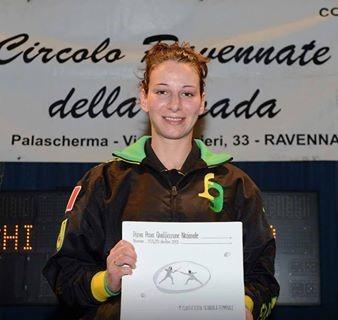 Loreta Gulotta Frascati Scherma