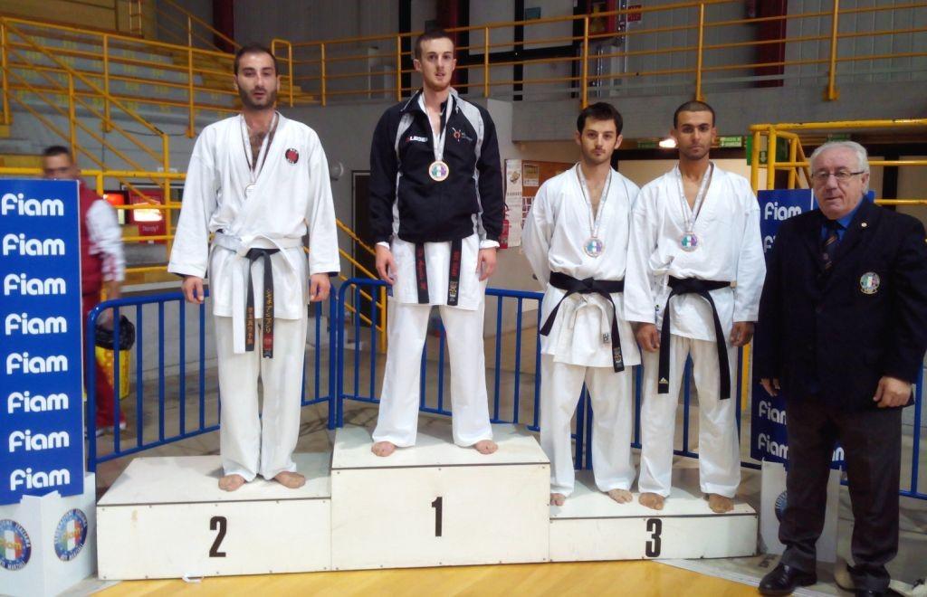 Karate Frascati