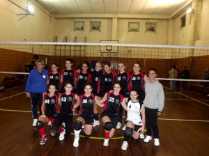 la rosavolley under 18 femminile provinciale