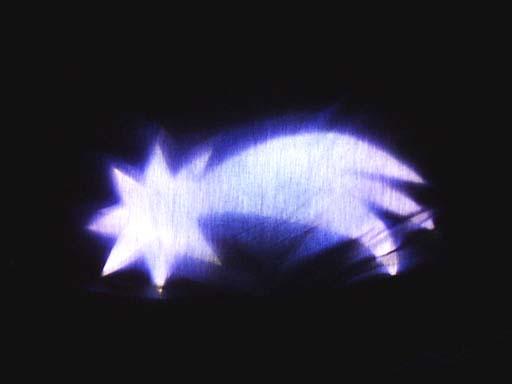 stella cometa natalizia