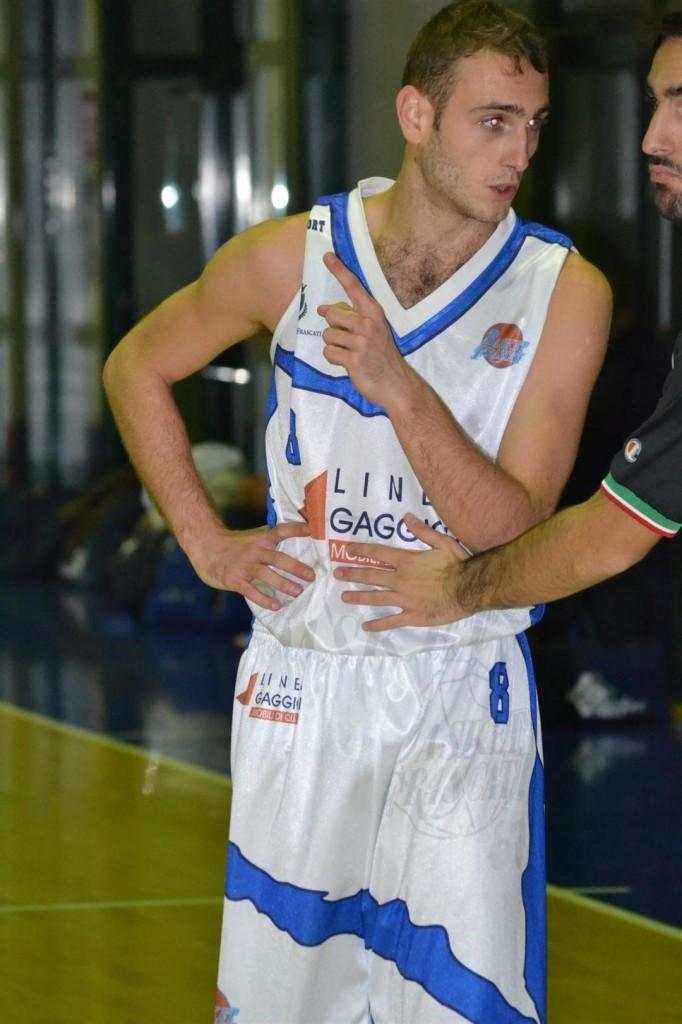 Andrea Zagaria Basket Frascati