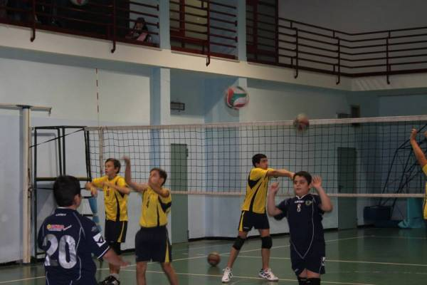 Under 17 Maschile dello Sporting Pavona vs ASD Athlon Club