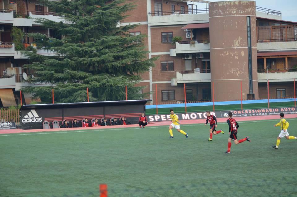 allievi provinciali b del centro calcio rossonero