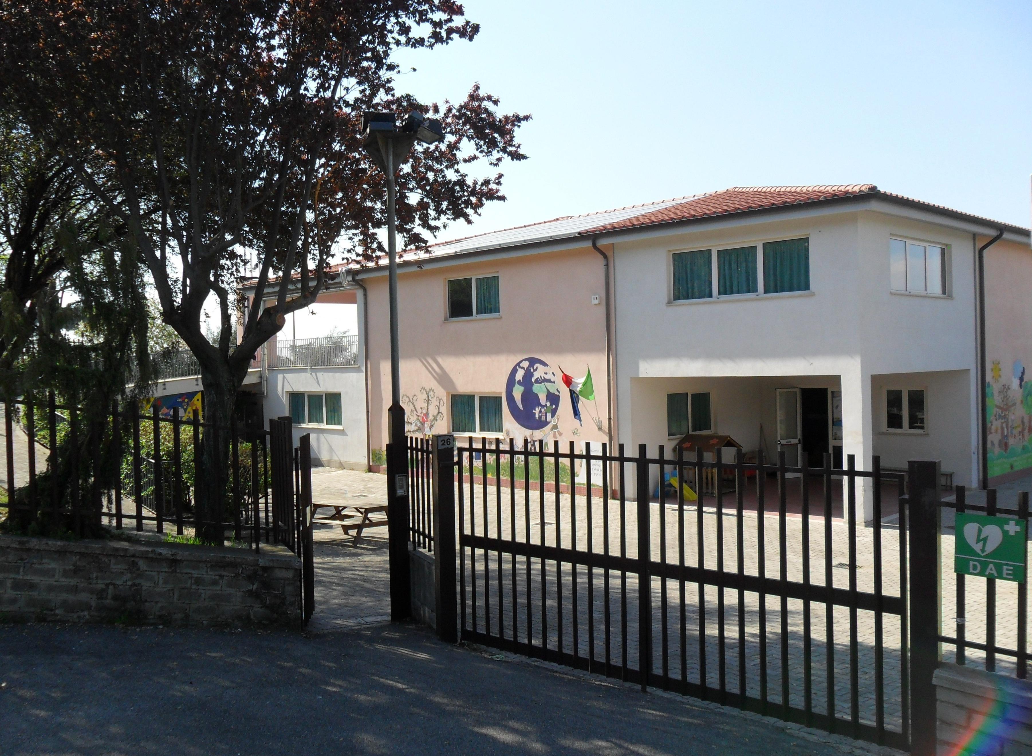 Monte Porzio Catone, scuola d'infanzia