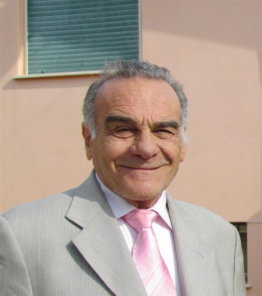Il ds dellla ssd colonna calcio Ennio fermanelli